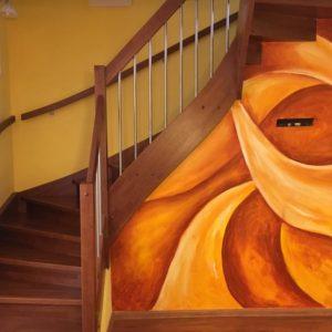 Nástěnné malby interiérů a exteriérů